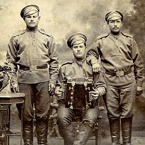 картинка Поиск информации обучастнике первой мировой войны от магазина Доступная генеалогия