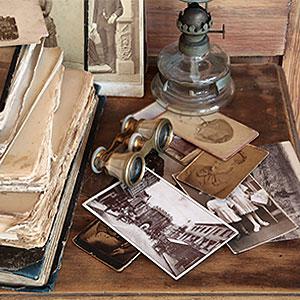 картинка Оцифровка семейных фотографий от магазина Доступная генеалогия