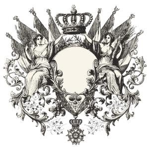 картинка Создание личного герба от магазина Доступная генеалогия